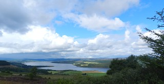Kyle of Sutherland from Struie Hill, August 2017