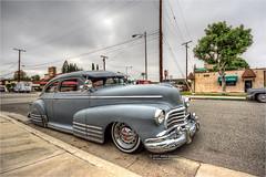 1946 chevy fleetline (pixel fixel) Tags: 1946 chevrolet fleetline gray historicfrontstreet majestics matte norwalk norwalkelksclub norwalkrecords primer