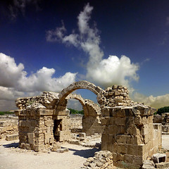 Paphos, Cyprus (pom.angers) Tags: panasonicdmctz30 july 2014 cyprus paphos europeanunion sky clouds 100 150 200 300 400 500 5000 600