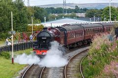DX2A1739.jpg (MJFear) Tags: 13065 260 bury crab elr eastlancashirerailway heywood lms mogul preserved railway station