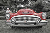 Buick Roadmaster Convertible 1953 (fakoman) Tags: buick roadmaster americanclassic red