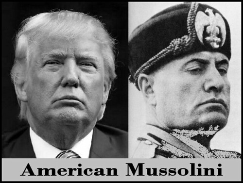 American Mussolini 2, From FlickrPhotos