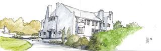 The Hill House - Rennie Macintosh