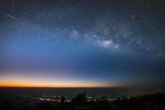 Before dawn (Flutechill) Tags: starspace astronomy night galaxy space milkyway constellation nebula sky nature science planetspace dark landscape starfield blue auroraborealis starshape astrology aurorapolaris thailand chiangmai doiphahompoknationalpark