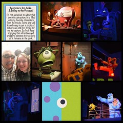 Who doesn't love Monsters, Inc.? #theockeysgotodisneyland #projectmouse #projectlifeapp #memorykeeping #disneyland #californiaadventure #monstersinc (girl231t) Tags: ifttt instagram 2017 vacation scrapbook layout 12x12layout projectlifeapp affinityphotoapp