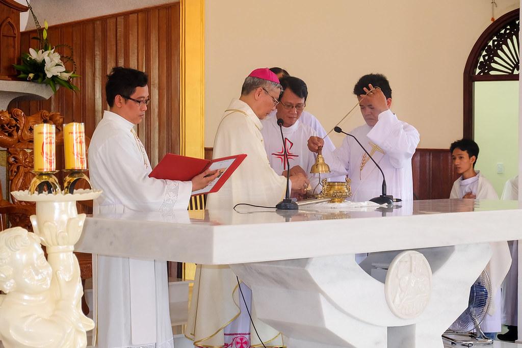 Thánh lễ tạ ơn khánh thành nhà thờ Hòa Cường – Giáo phận Đà Nẵng - Ảnh minh hoạ 36