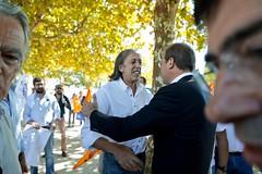 Autárquicas 2017: Pedro Passos Coelho em Coimbra.