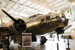 National Museum of the Mighty Eighth Air Force (lukedrich_photography) Tags: us usa northamerica america unitedstatesofamerica unitedstates الولاياتالمتحدة vereinigtestaaten アメリカ 美国 미국 estadosunidos étatsunis history culture canon t6i canont6i georgia ga peachstate national museum migty eight 8th 8 air force savannah military airforce defense defence army corps pooler world war worldwar ii 2 wwii plane aircraft cityofsavannah b17 flyingfortress bomber propeller fourengine boeing usaaf armyairforces 5000 airplane processed hunterfield 1994