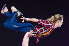 DUQ_4369r (crobart) Tags: figure skating pairs aerial acrobatics ice cne canadian national exhibition toronto