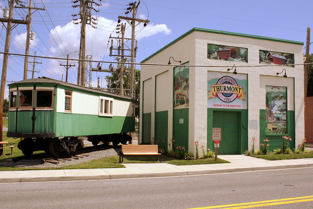 Thurmont, MD Trolley History