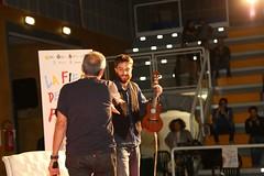 Roberto Vecchioni e Simone Bortolami