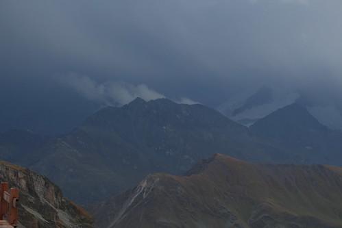 orage sur le Val d'Anniviers