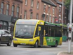 NCT 362 YJ12GYW Mansfield Rd, Nottingham on 70 (1280x960) (dearingbuspix) Tags: 362 7071 nottinghamcitytransport yellowline 7071yellowline yellowline7071 yj12gyw