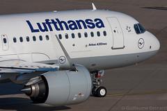 Airbus A320NEO Lufthansa D-AINF MSN 7577 (Guillaume Besnard Aviation Photography) Tags: dus eddl düsseldorf flughafendüsseldorf plane planespotting aircraft airplane canon eos canonef500f4lisusm canoneos1dsmarkiii airbusa320neo lufthansa dainf msn7577 cn7577 a320neo newengineoption