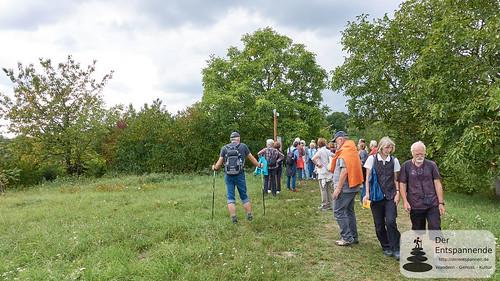 (An)Wandern zur Eröffnung der Hiwwelroute Zornheimer Berg