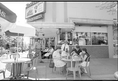 Parthenon Restaurant, May 1995 (Brett Streutker) Tags: restaurant cafe diner eatery food hamburger cheeseburger eat fast macdonalds burger vintage colonel sanders kentucky fried chicken big mac boy french fries pizza ice cream server tip money cash out dining cafeteria court table coffee tea serving steak shake malt pork fresh served desert pie cake spoon fork plate cup drive through car stand hot dog mustard ketchup mayo bun bread counter soda jerk owner dine carry deliver parthenonrestaurant may1995