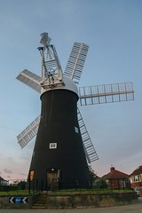 Holgate Windmill, July 2017 - 2