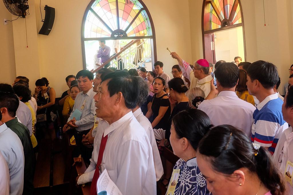 Thánh lễ tạ ơn khánh thành nhà thờ Hòa Cường – Giáo phận Đà Nẵng - Ảnh minh hoạ 67