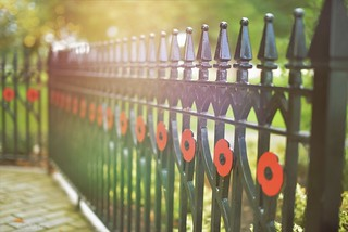 Memorial Fence.. HFF