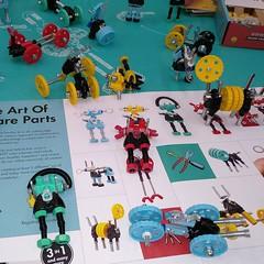 Offbits (Fotero) Tags: ifttt instagram juego juguete diseño israel kickstarter construccion robot figuras creatividad color piezas mecanica