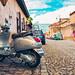 Streets of Antigua, Guatemala