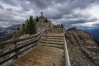 Banff hilltop