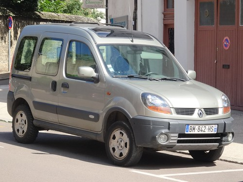 2004 Renault Kangoo 4x4