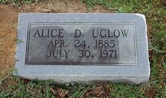 Gravestone - Alice Maud Dymond