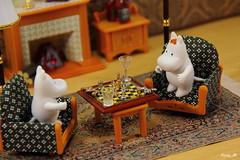 Cherik: Moomin AU (Anna_Mai) Tags: moomin sylvanianfamilies cherik xmen xmenfirstclass