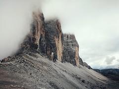 Tri Cime (sinnesblicke) Tags: dolomiten dolomiti outdoor europe travel nature landscape tricime huaweip10 huawei dreizinnen italien italia italy southtyrol südtirol