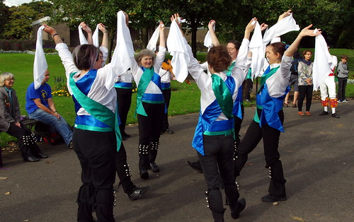 16.9.17 Waters Green and Adlington Morris in Macclesfield 20