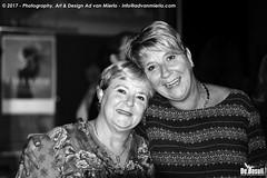 2017 Bosuil-Het publiek bij Sass Jordan en Layla Zoe 28-ZW