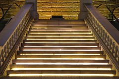 Steps at Night (superzookeeper) Tags: hulletthouse favorites longexposure night canoneos5dmarkiv ef2470mmf28liiusm 5dmk4 5dmkiv hk hongkong eos digital tst tsimshatsui 1881heritage 1881 hotel abandonedhotel oldbuilding architecture steps