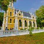 Wat Niwet near Bang Pa-In, Ayutthaya, Thailand thumbnail