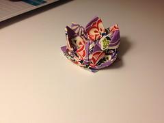 2013-11-04 01.05.07 (ashleyfmiller) Tags: origami flower shadow