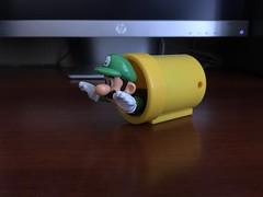 Luigi from #supermariobros (Borjomi Photo) Tags: supermariobros