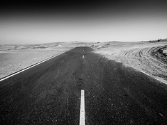 End of the road (oppisan) Tags: g85 panasonicg85 714mm panasonic uae sharjah united arab emirates