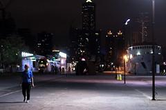 Night walk - Kaohsiung (Chapo78) Tags: kaohsiung taiwan walk night light shadow city street