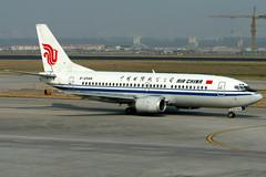Air China   Boeing 737-300   B-2948   Beijing Capital (Dennis HKG) Tags: airchina cca ca boeing 737 737300 boeing737 boeing737300 aircraft airplane airport plane planespotting beijing zbaa pek b2948 canon 30d 70200