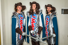 _Y7A9185 DragonCon Sunday 9-3-17.jpg (dsamsky) Tags: costumes atlantaga dragoncon2017 marriott dragoncon cosplay cosplayer 932017 threemusketeers sunday