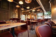 _DSC2128 (fdpdesign) Tags: pizzamaria pizzeria genova viacecchi foce italia italy design nikon d800 d200 furniture shopdesign industrial lampade arredo arredamento legno ferro abete tavoli sedie locali