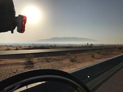 Friday Morning Ride in Al Ain, UAE (Patrissimo2017) Tags: uae 2017 mist jebelhafeet bike bicycle sunrise cycling