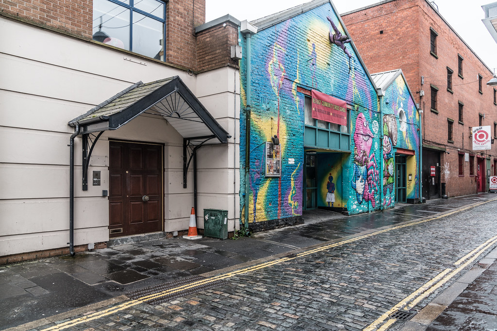 EXAMPLES OF URBAN CULTURE IN BELFAST [STREET ART AND GRAFFITI]-132931