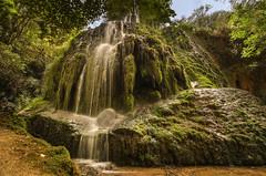Monasterio de Piedra. (Amparo Hervella) Tags: monasteriodepiedra zaragoza españa spain paisaje roca naturaleza largaexposición d7000 nikon nikond7000 comunidadespañola