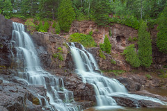 North Shore beauty (jimmy_racoon) Tags: canon 5d mk2 north shore gooseberry falls state park landscape minnesota waterfall canon5dmk2 northshore gooseberryfallsstatepark gooseberryfalls