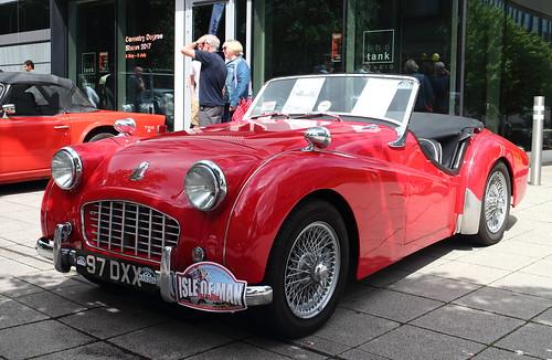 Triumph TR3_Jordan Well_Coventry_Jun17