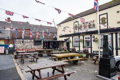 Belfast - Murals and Shankill Road