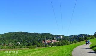 Schwabenalb - Schwäbische Alb > Naturpark Obere Donau - Beuron / Swabian Alb> Upper Danube Nature Park