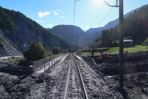Ruinaulta - Carrerabrücke RhB
