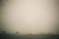 urbanscape. (emil rocha) Tags: summer skritek analog praha fog porstcolorx200 expired pentaxsupera urban white smcpentaxazoom135453570mm